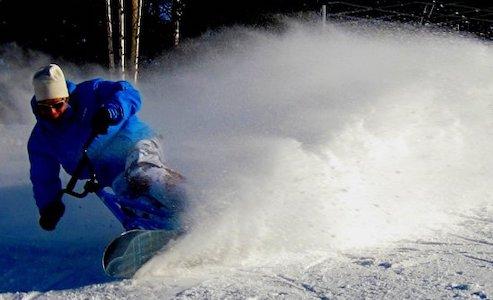 Snowscoot het wintersport gadget van 2020