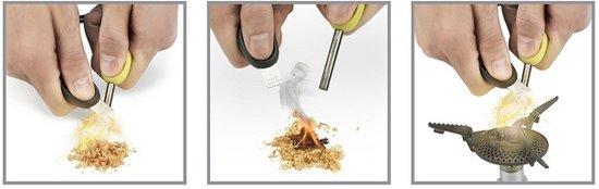 Essential vuur maken