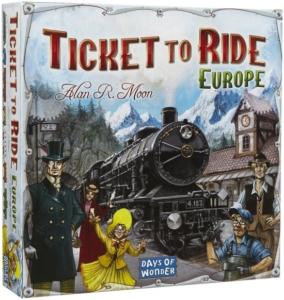 Beste spellen 2020 ticket to ride