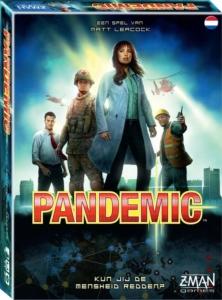Pandemic bord spel 2020