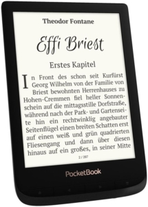 Pocketbook touch lux ereader