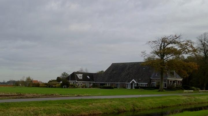 Kamperen op boerencamping Friesland