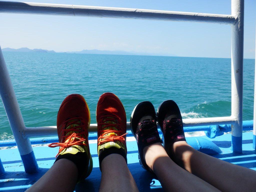 Boot naar Koh Kood