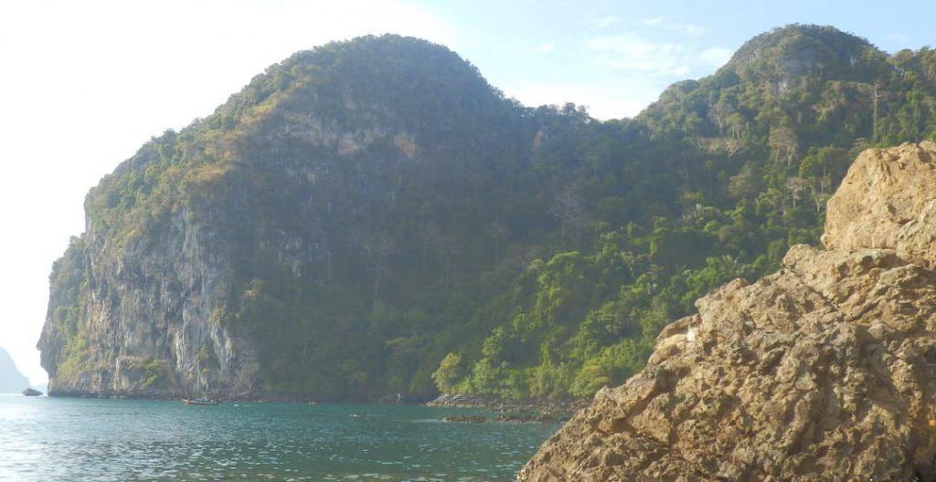 Koh Mook uitzicht eiland jungle trail