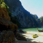Saba strand Thailand snorkelen