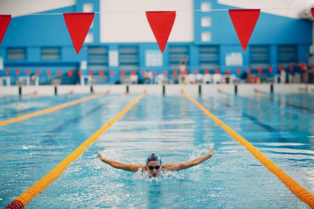 Zwemmen in zwembaden in Brabant